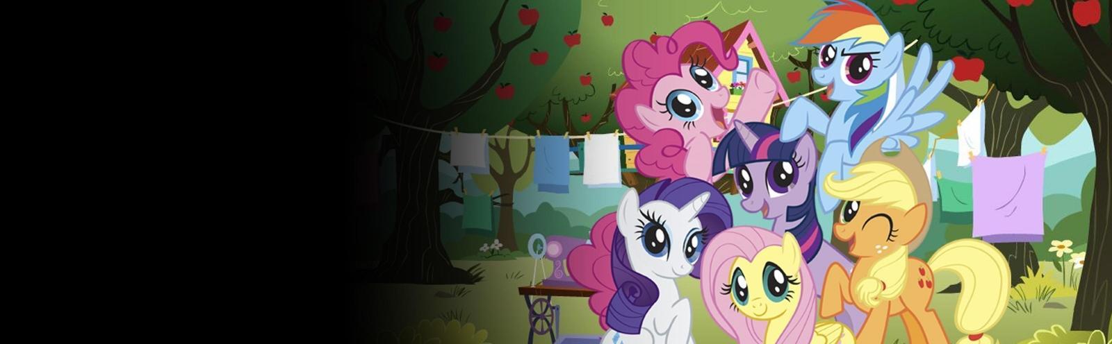 My Little Pony - Ystävyystanssiaiset