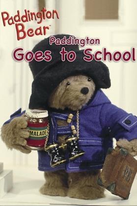 Karhuherra Paddingtonin koulupäivä