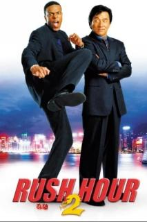Toimintakomedia: Rush Hour 2