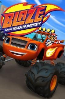 Blaze ja monsterikoneet