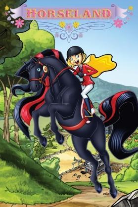 FOX Kids: Horseland - heppajengi